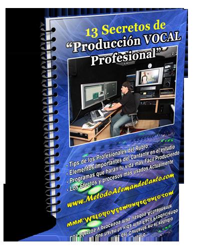 Producción vocal