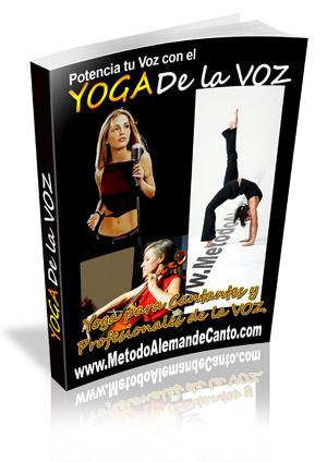 Yoga para cantantes